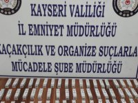 Kayseri'de cinsel gücü artıran ilaç satan kişi yakalandı