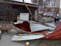 Kayseri'de rüzgar uyarısı 70 kilometreyi bulacak