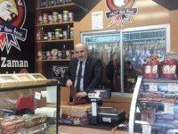 Pastırmacı Yusuf - Şahin Sucukları Fabrika Satış Mağazası Açıldı