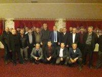 Kozaklı CHP ve İYİ Parti Teşkilatları Birlik ve Beraberlik Toplantısı Yaptı