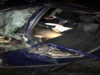 Belsinspor'da oynayan Cuma Uluçay, kaza kurbanı oldu
