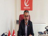 Yeniden Refah Partisi Develi İlçe Başkanı Atilla Kaman Oldu