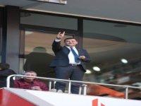 Baki Ersoy, Göztepe karşısında 2-1'lik galibiyet sonrasında büyük sevinç yaşadı