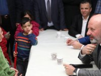 Başkan Çolakbayrakdar'dan Erkiletlilere müjde üstüne müjde
