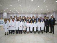 2. Hacılar Bilim Sergisi Açıldı