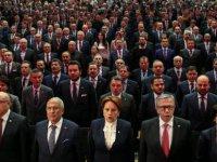 """İYİ BELEDİYECİLİK"" TANITIM TOPLANTISI ANKARA'DA YAPILDI"