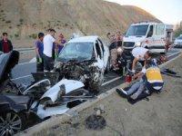 Kayseri'de 1 ay içinde 579 trafik kazası 286 yaralı