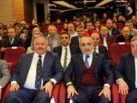 Cumhurbaşkanı Başdanışmanı Topçu Kayseri Os'de