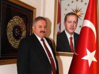 Kayseri OSB Yönetim Kurulu Başkanı Tahir Nursaçan'ın Regaib Kandili Mesajı