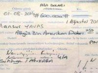 CHP'li Mansur Yavaş'ın dolar ile sahte senet skandalı