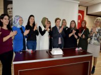 Kayseri Devlet Hastanesinde 8 Mart Dünya Kadınlar Günü Kutlandı