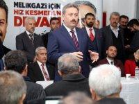 """Palancıoğlu: """"Erdoğan ve Devlet Bahçeli'ye sahip çıkmalıyız"""""""