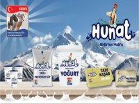 Hunat süt,yoğurt,kaşar,tereyağı,ayran çok yakında hizmetinizde
