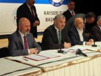 HAK-İŞ Kadir Has'ta sözleşme imzaladı