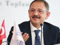Mehmet Özhaseki ile başkent mavi şehir olacak