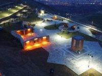Başkan Büyükkılıç Develi'de,Çanakkale Şehitleri Anıt Parkını açtı