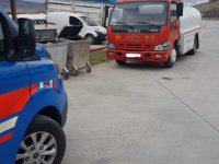 Kayseri'de 7 bin litre kaçak akaryakıt ele geçirildi