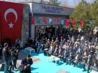 Talas Belediyesi tarafından ilçeye kazandırılan 50 hizmet