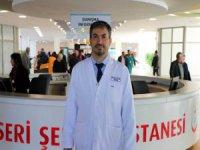 Kayseri Şehir Hastanesi'nin mobil uygulaması hastaların işini kolaylaştırıyor