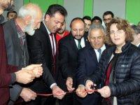 Dev Açılış - Kayseri Şehir Hastanesi kütüphanesine kavuştu