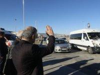 Kayseri Terminal Katlı Kavşağı Trafiğe Açıldı