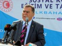 Sosyal Kooperatifler Eğitim ve Tanıtım Treni Kayseri'ye geldi