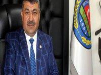 Kocasinan Ziraat Odası Başkanı Abdulkadir Güneş Berat Kandiliniz Mübarek Olsun