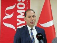 Kaymos Başkanı Yalçın, yeni dönemde yapacakları çalışmalar hakkında bilgi verdi