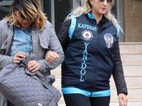 Kayseri'de büyük vurgun çiftçileri Sahte çek ve senetlerle 1,5 milyon TL dolandıran 5 kişi tutuklandı