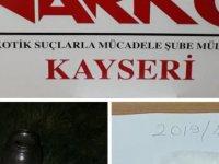 Kayseri'de uyuşturucu operasyonu 19 gözaltı