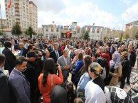 Talas Belediye Başkanı Yalçın'dan kokteyl