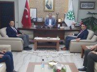 ORAN Kalkınma Ajansı'ndan Başkan Akay'a ziyaret