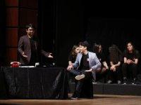 Geleceğin sanatçıları Kayseri'de sahne aldı