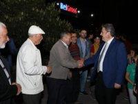 Palancıoğlu, Bel-Sin Halkı ile Bir Araya Geldi