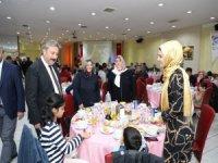 """Başkan Dr. Mustafa Palancıoğlu """"Gönüller iftar yemeğinde buluştu"""""""