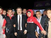 Başkan Palancıoğlu Eskişehir bağlarında
