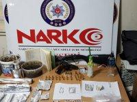 Kayseri'de dev uyuşturucu operasyonu: 14 gözaltı