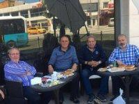 ERMAN TOROĞLU VE LEVENT TÜZEMEN KAYSERİ'DE
