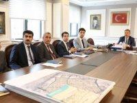 """Palancıoğlu: """"2023 yılına kadar olan ilçemizin yol haritasını çıkardık"""""""