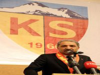 Kayserispor'da 15 Haziran'da genel kurul