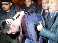 Fevziçakmak'ta Polis şehit eden katil, hakim karşısında