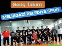 """Palancıoğlu, """"Melikgazi Belediyespor Genç Voleybol Takımı Türkiye finallerinde şehrimizi temsil edecek"""""""