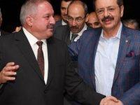 Hisarcıklıoğlu'ndan Kayseri Osb'ye Ziyaret