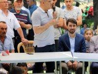 Başkan Öztürk, İsmet Mahallesi Şenliğine katıldı