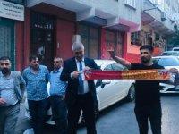 Mhp İl Başkanı Serkan Tok İstanbul'da Ebiçli Burak Yılmaz İle Görüştü