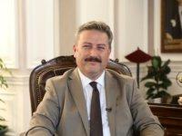 """Palancıoğlu: """"Şehirde kesintisiz ve temiz içme suyu önceliğimizdir"""""""