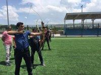 Özvatan Kaymakamlığı Okçuluk Şampiyonası sona erdi