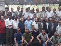 Kayseri'deki belediye başkanları, İstanbul'da çalışmalarını tüm hızıyla sürdürüyor