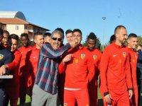 Erol Bedir, gerek Galatasaray'dan gerekse Fenerbahçe'den teklif gelmedi