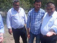 Kayseri'de 15 Bin dönüm arazi kullanılamaz halde